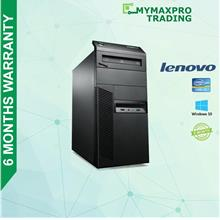Lenovo ThinkCentre M83 MT Desktop i7 4th Gen 4GB 500GB HDD Win 7