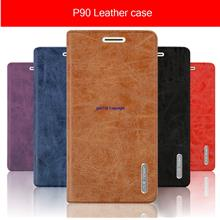 Lenovo p90 k80 k80m Leather PU case casing cover