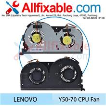 Lenovo Y50 Y50-70 Y50-70AF Y50-70AM Y50-70AS CPU Fan