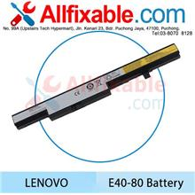 Lenovo E40-80 IdeaPad E40 E40-30 E40-70 E40-80 305-15IBD Battery
