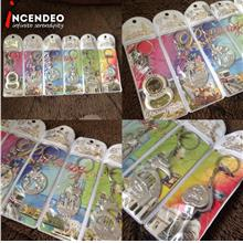 **incendeo** - PENANG Collectible Keychain Set
