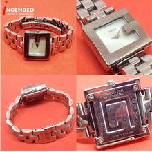 **incendeo** - G U C C I Stainless Steel Quartz Watch for Ladies