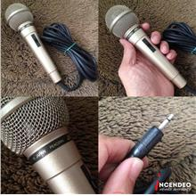**incendeo** - JVC Japan Dynamic Microphone PEAC0145