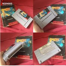 **incendeo** - Original STAR FOX Game for Nintendo Super NES