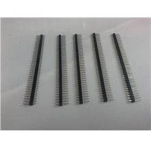 40 Pin 2.54mm Pitch Single Row Male Pin Header Strip 5pcs per Lot
