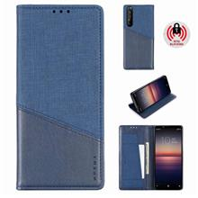 Sony Xperia 1 II 10 flip wallet Case Casing Cover magnetic close