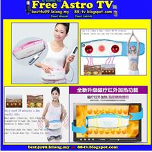 Benice Fat Removed Slimming Belt Vibrating Massage Lose Weight Kurus s