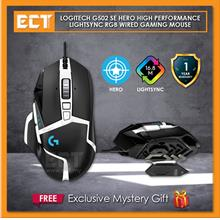 Logitech G502 SE Hero High Performances Lightsync RGB Wired Gaming Mou