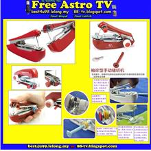 Mini Mesin Jahit Tangan As Seen On TV NO bateri battery Sewing Machine