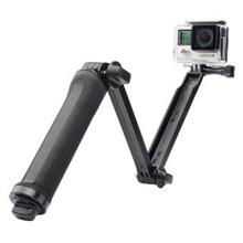 3 Way Extendable Monopod Pole With Tripod Adapter