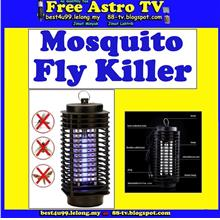 CCJGE Electrical Mosquito Killer Fly Repeller Pembunuh Nyamuk Lalat se