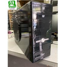 iCute QH02-5G1-BB Mini ATX Tower Desktop Casing 15092003