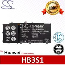 Original CS Tablet Battery Model HUS100SL Huawei HB3S1 Battery