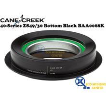 CANE CREEK 40-Series ZS49/30 Bottom Black BAA0088K