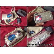 **incendeo** - OLYMPUS Weather Proof Digital Camera mju-300 Silver