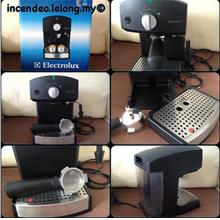 **incendeo** - ELECTROLUX Coffee Machine EA120