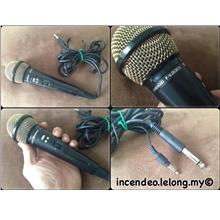 **incendeo** - SONY Dynamic Cardioid Microphone with Tune Control F-VJ