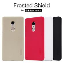 ORIGINAL Nillkin Frosted Shield Matte cover case Xiaomi Redmi Note 4