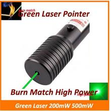 High power Green laser pointer (WP-LS200).