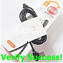 MCDODO CA-577 Micro USB Gaming LED Cable Samsung Note 5 4 3 S7 S6 Edge