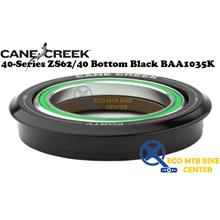 CANE CREEK 40-Series ZS62/40 Bottom Black BAA1035K