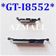 On /Off Volume Side Buttons Set Samsung Galaxy Grand Quattro I8552 ~SV