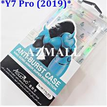 ATB Anti BURST DROP Shockproof TPU Case Cover Huawei Y7 Pro (2019)