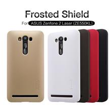 ORIGINAL Nillkin Frosted Shield case Asus Zenfone 2 Laser 5.5' ZE550KL