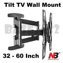 NB  32 to 70 Inch Tilt TV Wall Bracket Holder Mount 757-l400 1879.1