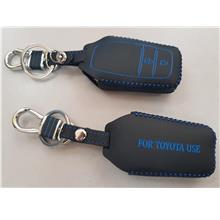 TOYOTA HILUX REVO /INNOVA LEATHER KEY COVER 1PAIR