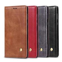 Sony Xperia L1 XZ1 Compact Leather flip case casing cover