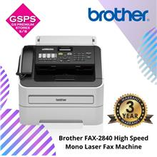 Brother FAX 2840 Fax Machine - (Print, Scan, Copy, Fax)