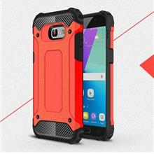 Samsung A5 A7 2017 Armor Hard Military Case Casing Cover + Gift