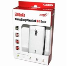10 hours HAME A100 5200mAH 3G router, Iphone, S3, Note 2 (openwrt)