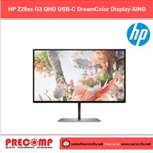 HP Z25xs G3 QHD USB-C DreamColor Display-SING (1A9C9AA)