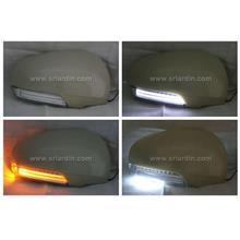 Toyota Wish 09- Side Mirror Cover w Light Bar Signal