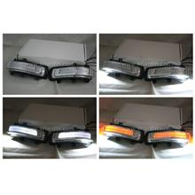 Toyota Vios 07-13 Side Mirror Signal w Light bar & LED