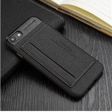 iphone 7 8 Plus Creative Silicone Back Case Casing Cover + Tempered Gl