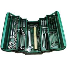 SATA 95104A-70-6 Cantilevel Mechanic Tool Chest Set 6PT 70pcs