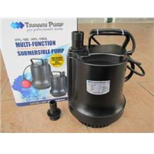 Tsunami HYL-100 100W Multi-Function Submersible Pump