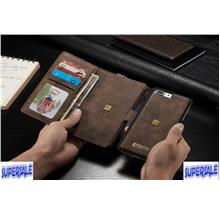 Zipper Purse Wallet Leather Casing Case Cover iPhone 6/6 Plus/7/7 Plus