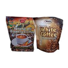 Instant Premix Coffee (White Coffee / Tongkat Ali Gingseng)