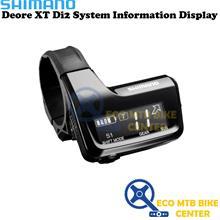 SHIMANO Deore XT Di2 System Information Display
