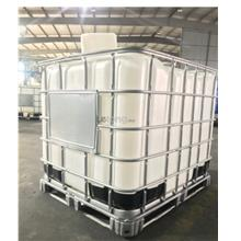 New Bottle Refurbished Cage IBC Tank - 1000L (UN)