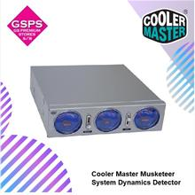 [ Clear Stock ] Cooler Master Musketeer system Dynamics Detector