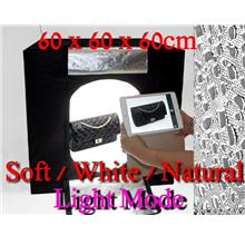 60CM 80cm LIGHTING Portable Photo Studio Mini Photography Light Box