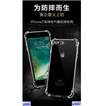 Transparent Drop Proof Silicone Casing Case Cover for iPhone 7/7 Plus