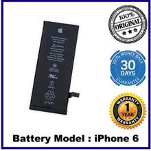 100% Genuine Original internal Battery Apple iPhone 6 Battery