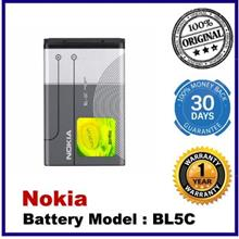 Genuine Original Nokia Battery BL5C BL-5C 3100 E60 2300 6085 Battery