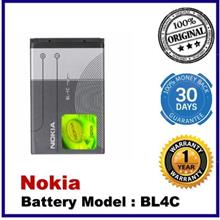 Genuine Original Nokia Battery BL-4C BL4C 6301 7200 X2-00 6136 Battery
